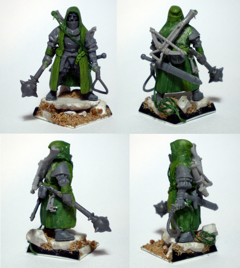 hunter - Bounty Hunter model? CAPWIP1
