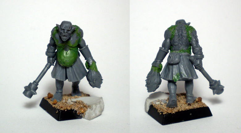 Foot remakes his Warbands! - Page 7 Beastmen2wip