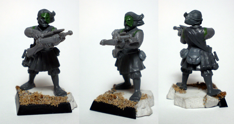 Foot remakes his Warbands! - Page 7 Marksman