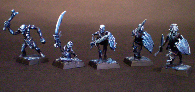 Foot's warbands - Page 3 Undead-a