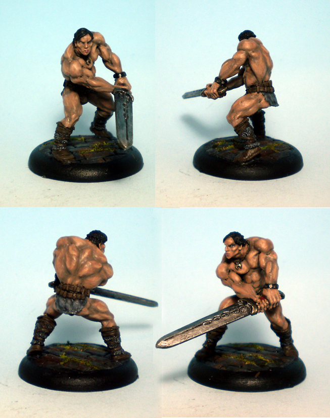 Warhammer Quest stuff - Page 2 Barbarian