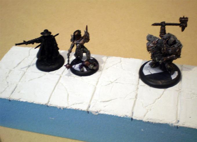 Warhammer Quest stuff Corridortest3