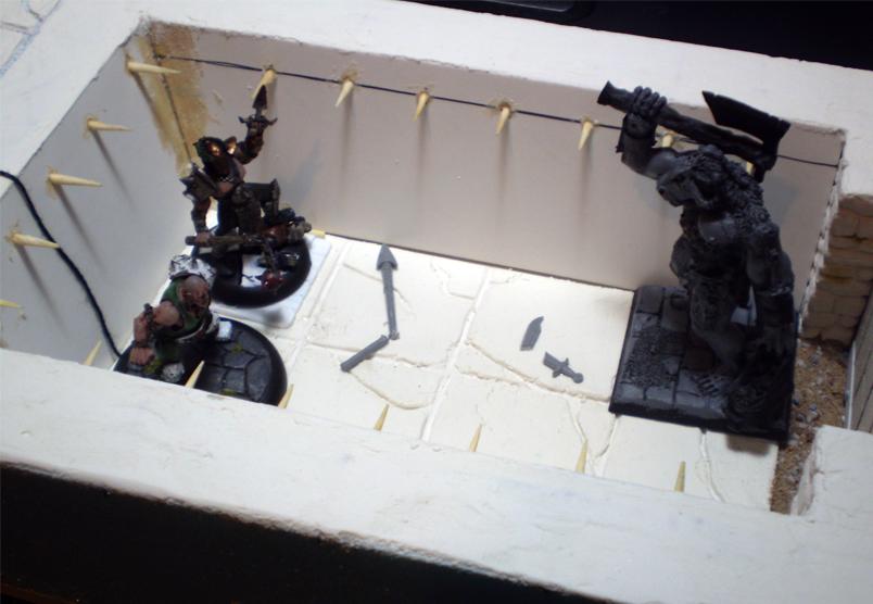 Warhammer Quest stuff Fightingpit3