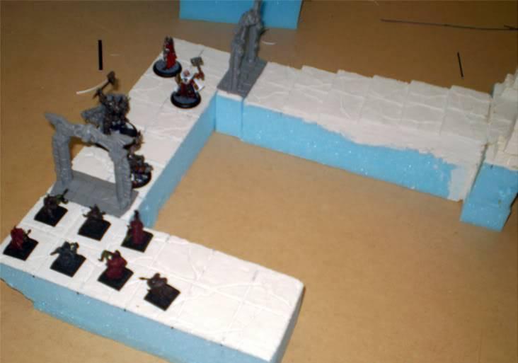 Warhammer Quest stuff Mockupgame
