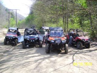 Riding Boyer Woods in Putnam County on 04/15/2012 100_3508