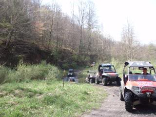Anyone rode around birch river area? 2010WVSXSRIDERSSpringRide131