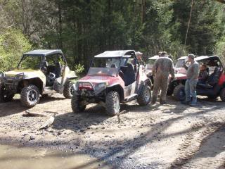 pic from top of agnus  2010WVSXSRIDERSSpringRide217