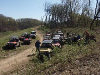 pic from top of agnus  2010WVSXSRIDERSSpringRide234