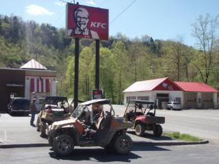 Sat/Sunday ride from crab orchard 2010WVSXSRIDERSSpringRide276
