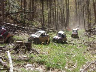 Hot Rod's 4/18/15 Mount Hope, WV Ride Pics 2010WVSXSRIDERSSpringRide287