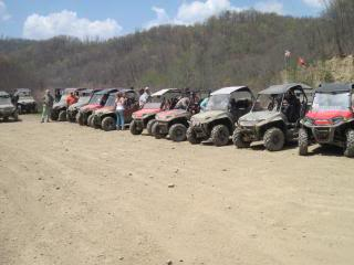 WEXCR First Race of Season at King Knob, WV SpringRider10011
