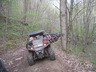 Riding in Berkly Springs area SpringRider10036