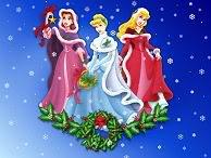 Princesses Disney - Page 3 ChristmasPrincesses02