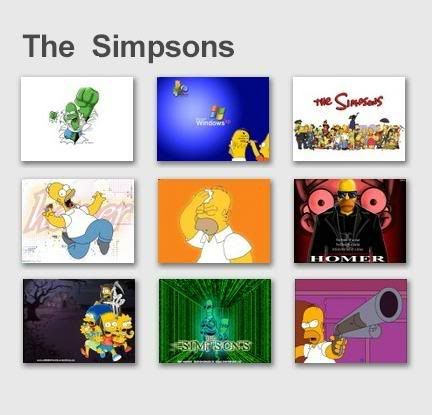 The Simpsons - Wallpapers C40019d321