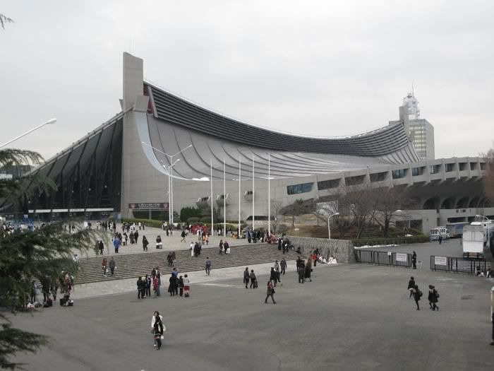 09.02.2008 Yoyogi National Gymnasium 4699