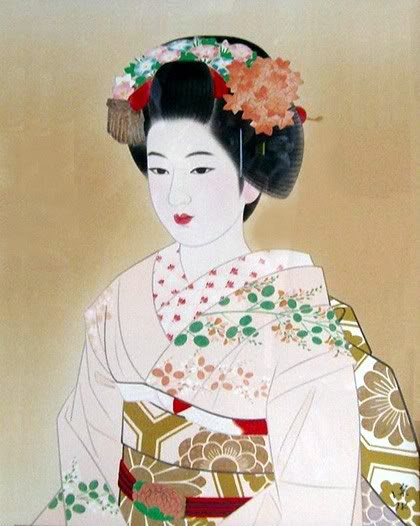 Estampe japonaise Ito-shinsui_bijinga_pic