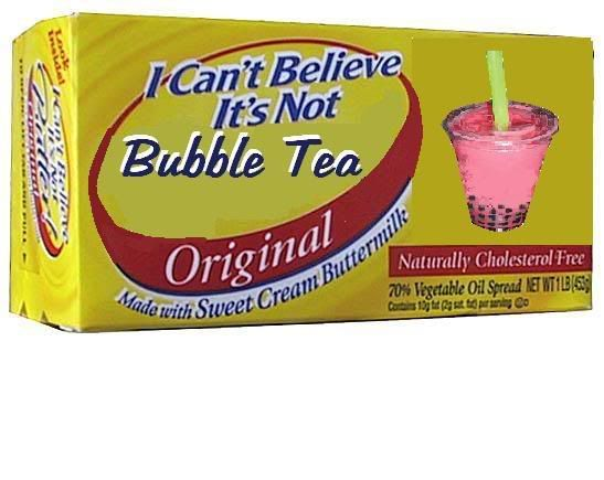 .o0O(珍珠奶茶//Bubble Tea)O0o. Icantbelieveitsnotbubbletea