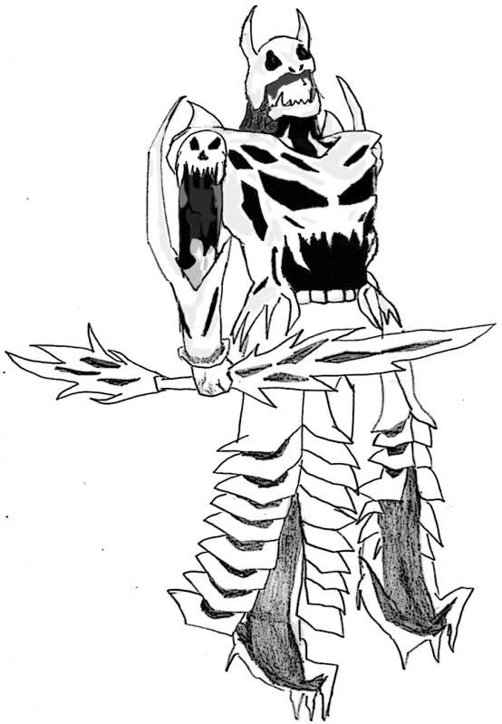 Keitaro-sempai's Ilustrations xD SkullWarrior1