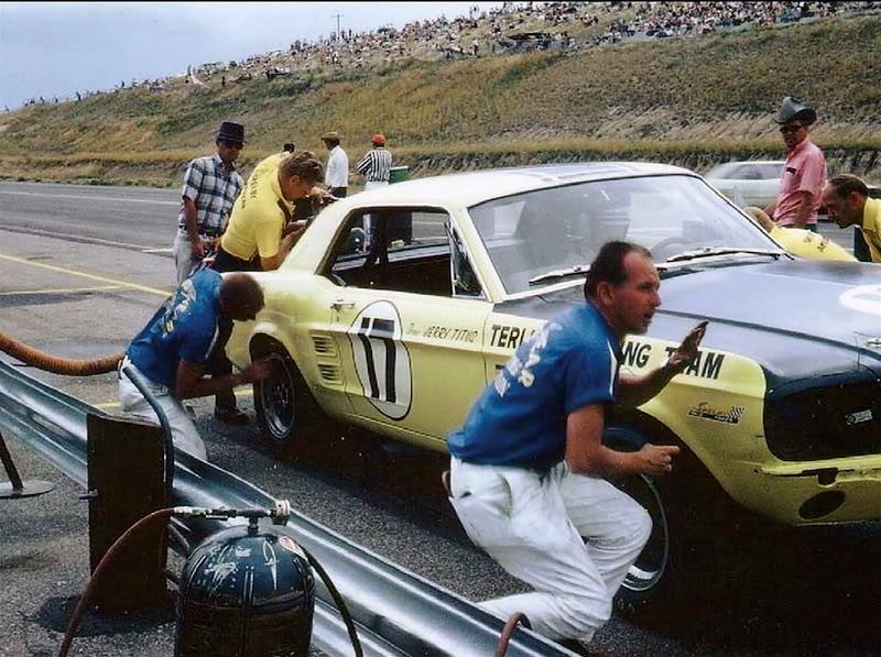 Quelques voitures du Championnat Trans Am des années 60 ,70,80,90 et divers SCCA 67TerlinguaMustang-vi