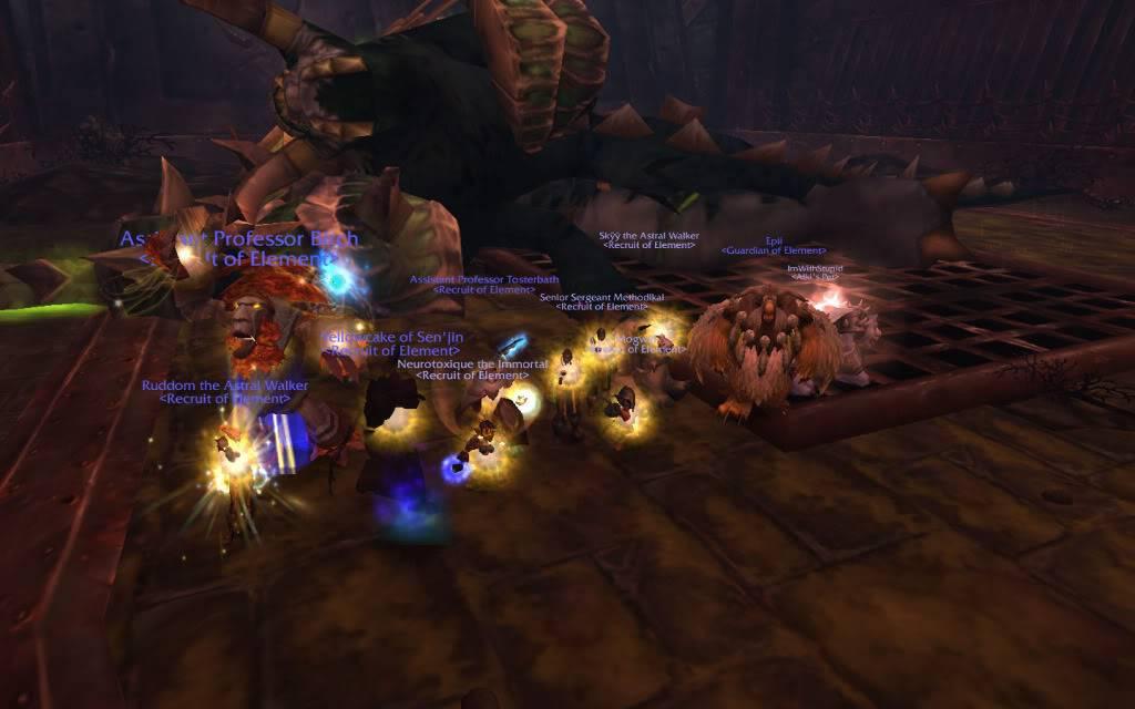 Argaloth ElementdownsArgaloth