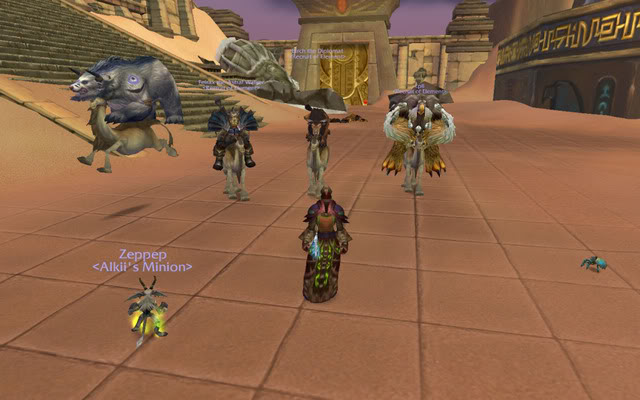 We're on our way in Cataclysm!!! ElementonCamels