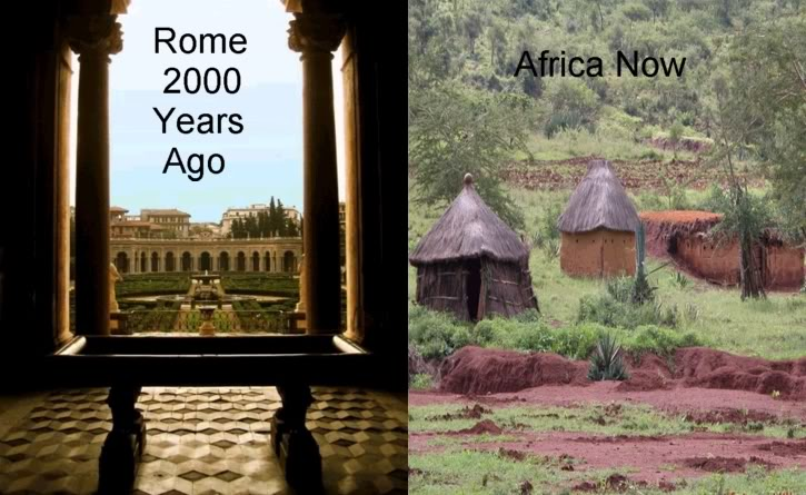 rome 2000 years ago africa now Pictures, Images and Photos