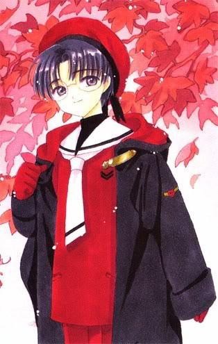 [Fanfiction] [Clamp] Fullmoon - Page 2 Eriol