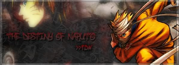The Destiny of Naruto - Portail Tdn