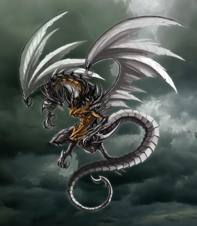 Fairy Tail Unlimited's Dragons DarkDragon-1