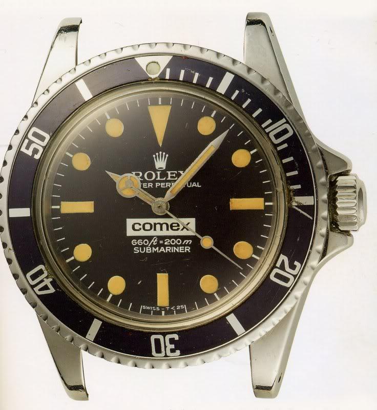 Valve a hélium sur les montres de plongée 5514-2