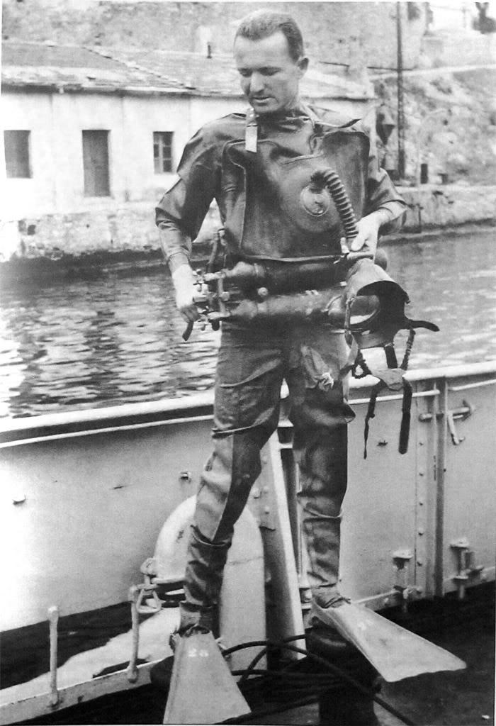 les recycleurs ventraux dans la Marine Nationale Histo1