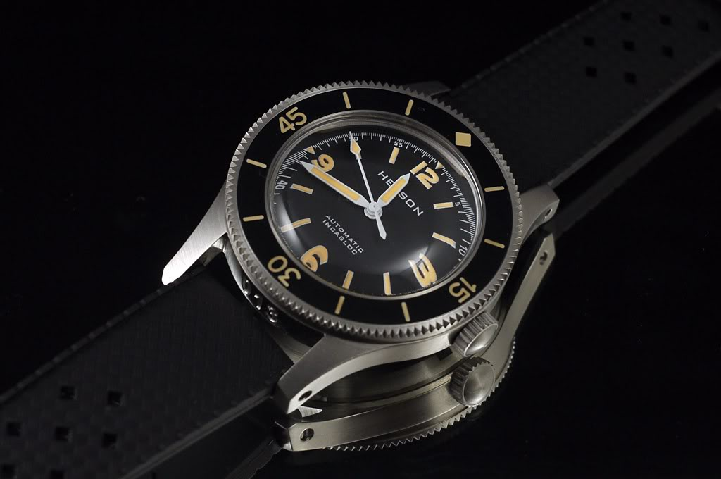 [revue] Helson Skindiver Helson007
