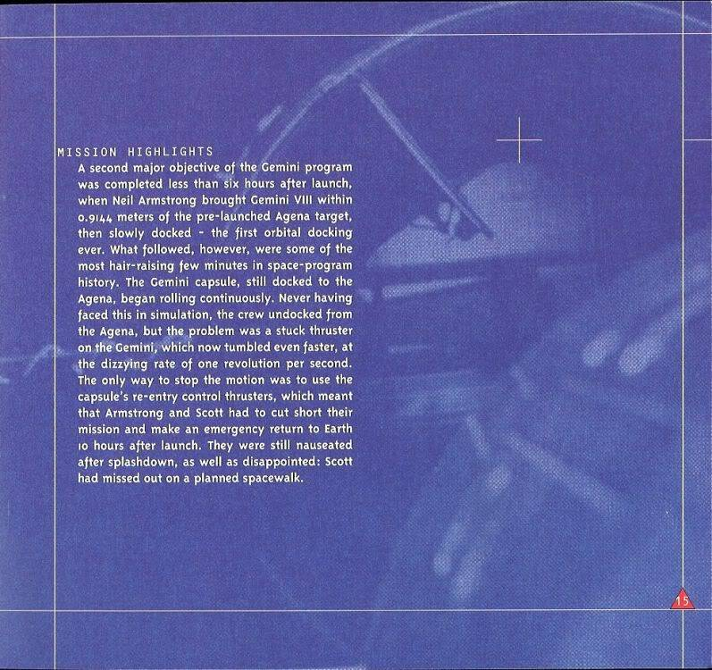 (documents) rare livre commercial sur l'Omega Speedmaster P16