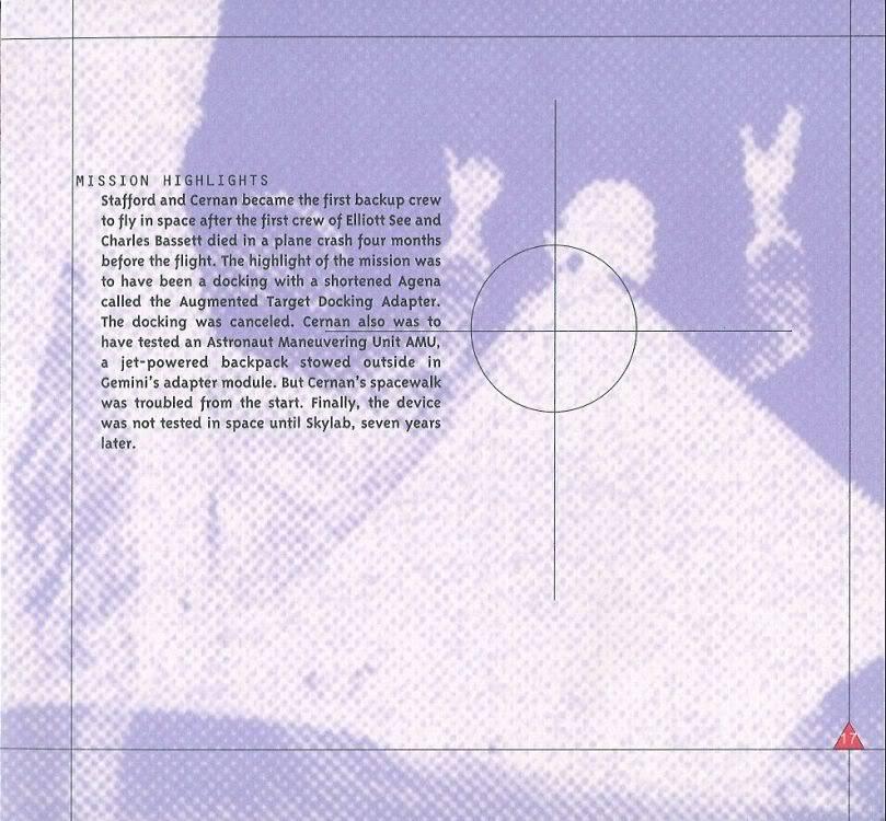 (documents) rare livre commercial sur l'Omega Speedmaster P18