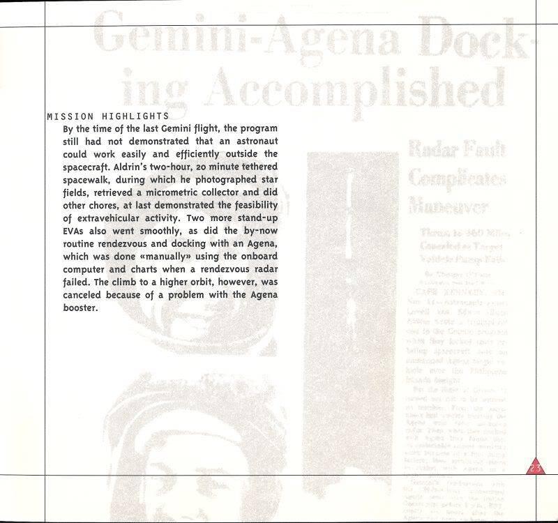 (documents) rare livre commercial sur l'Omega Speedmaster P24