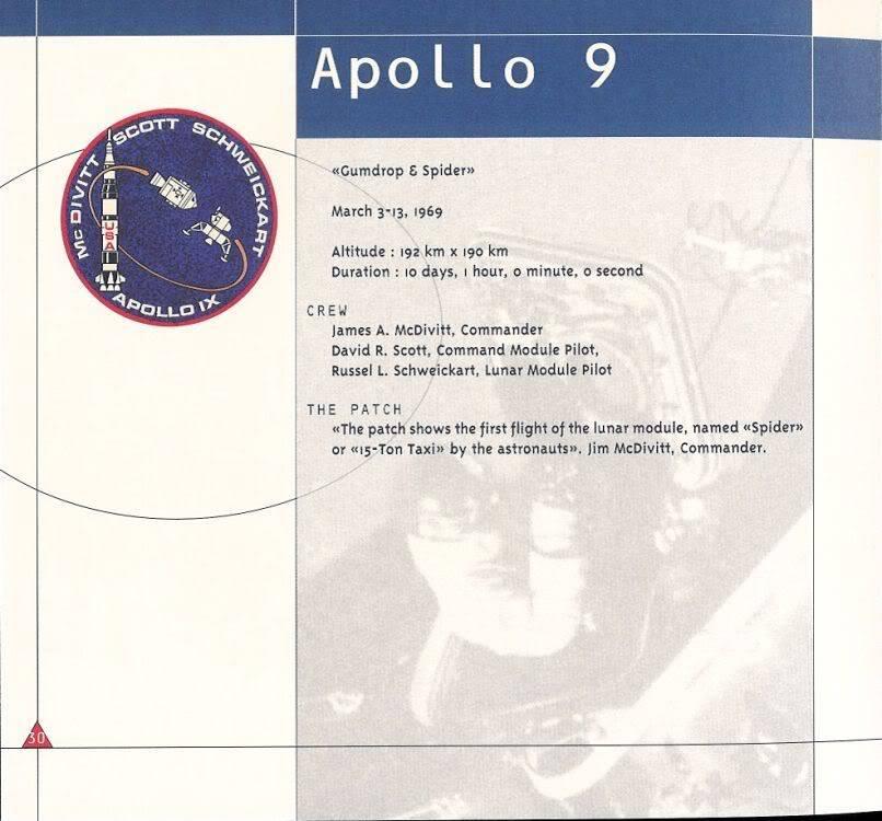 (documents) rare livre commercial sur l'Omega Speedmaster P30