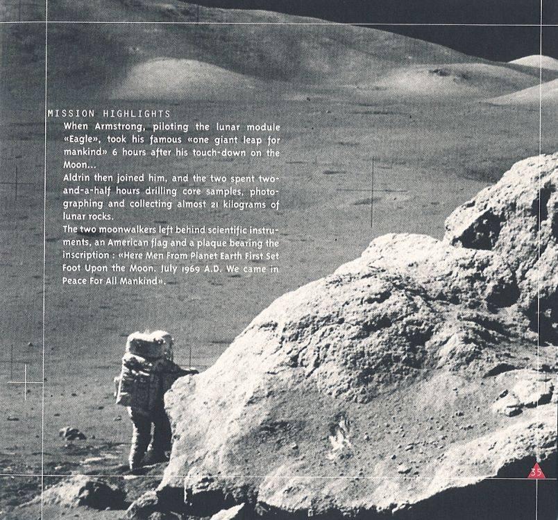 (documents) rare livre commercial sur l'Omega Speedmaster P35