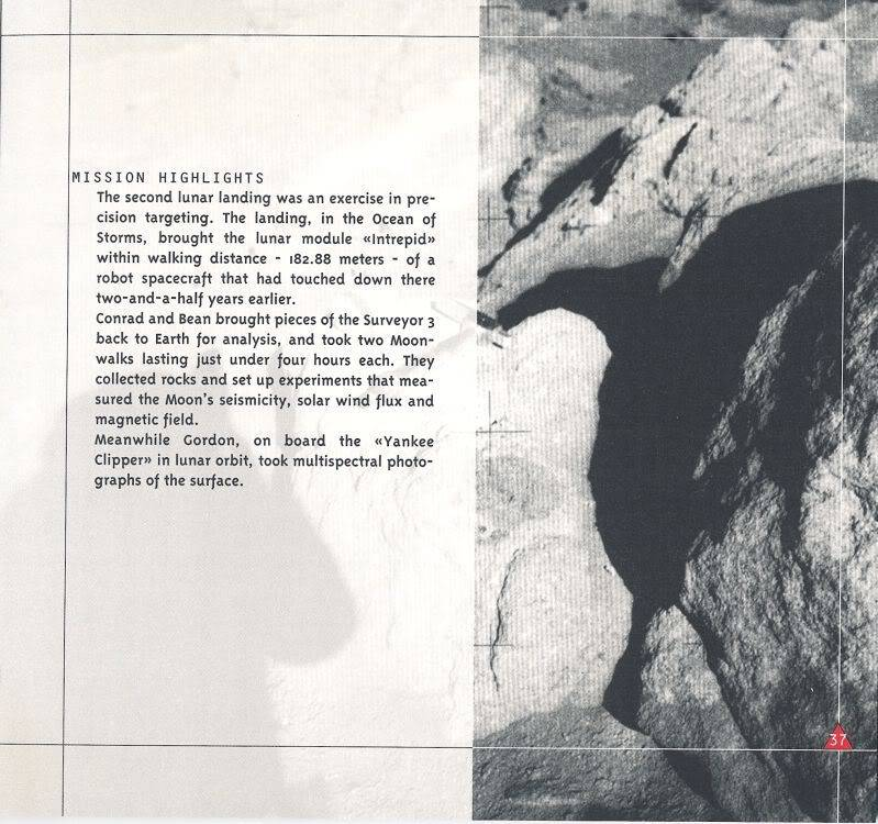 (documents) rare livre commercial sur l'Omega Speedmaster P37