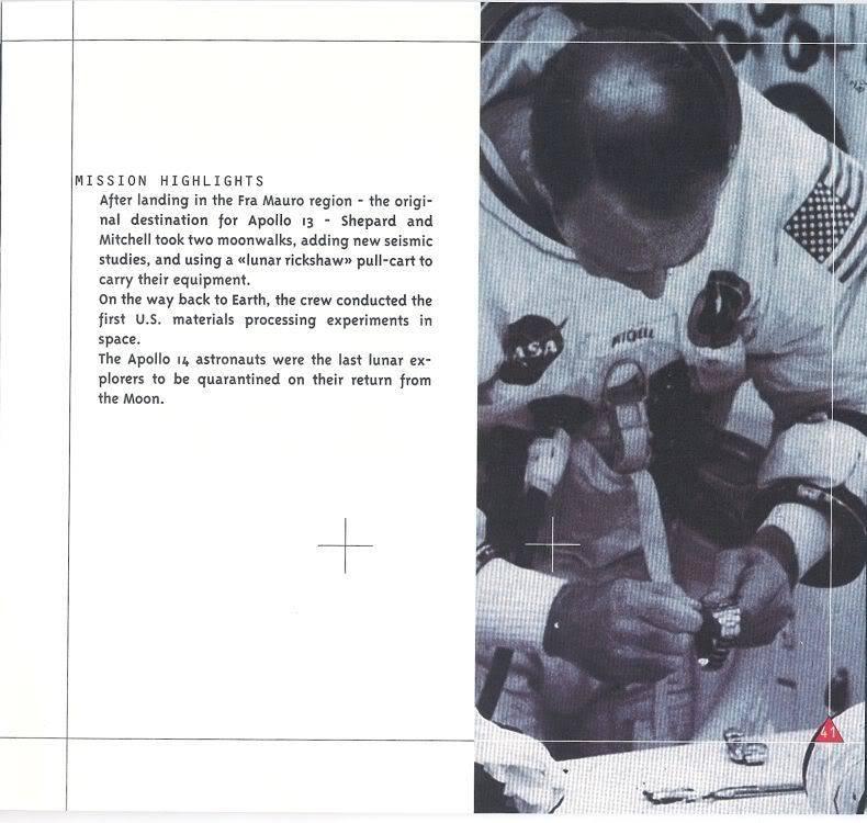 (documents) rare livre commercial sur l'Omega Speedmaster P41