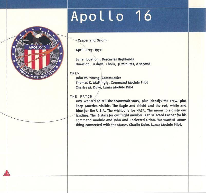 (documents) rare livre commercial sur l'Omega Speedmaster P44