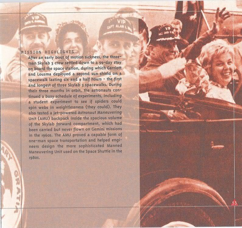 (documents) rare livre commercial sur l'Omega Speedmaster P53