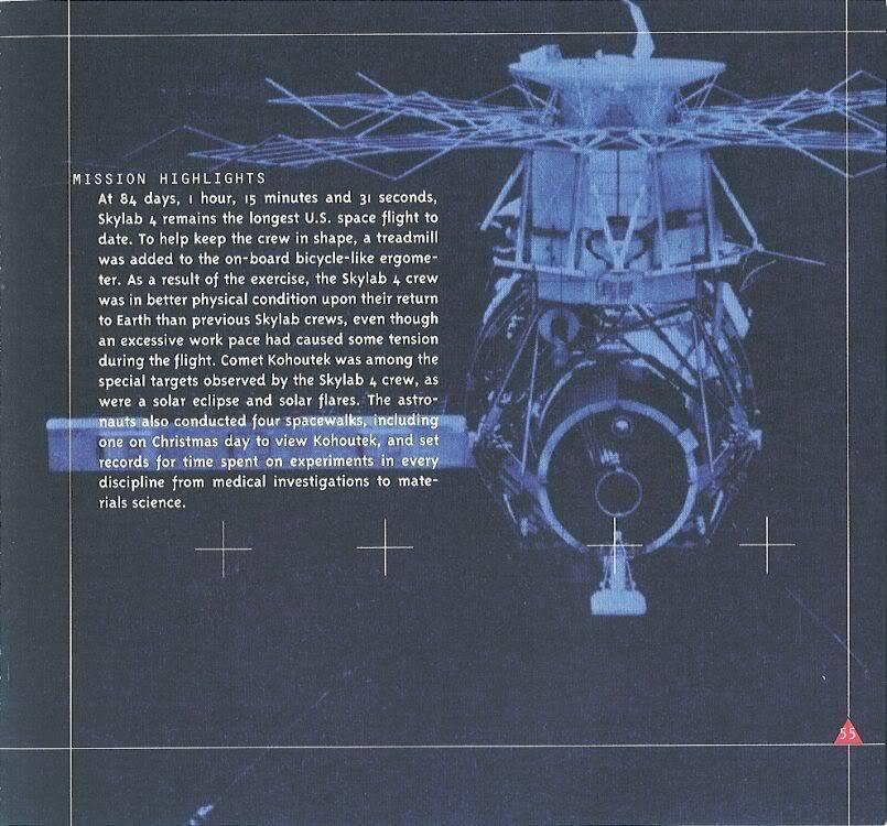 (documents) rare livre commercial sur l'Omega Speedmaster P55