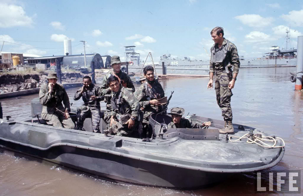 Operation in the Delta (Rolex Inside) Nam04