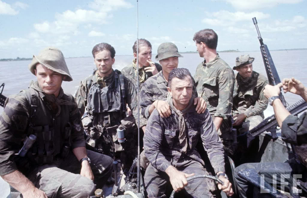 Operation in the Delta (Rolex Inside) Nam08
