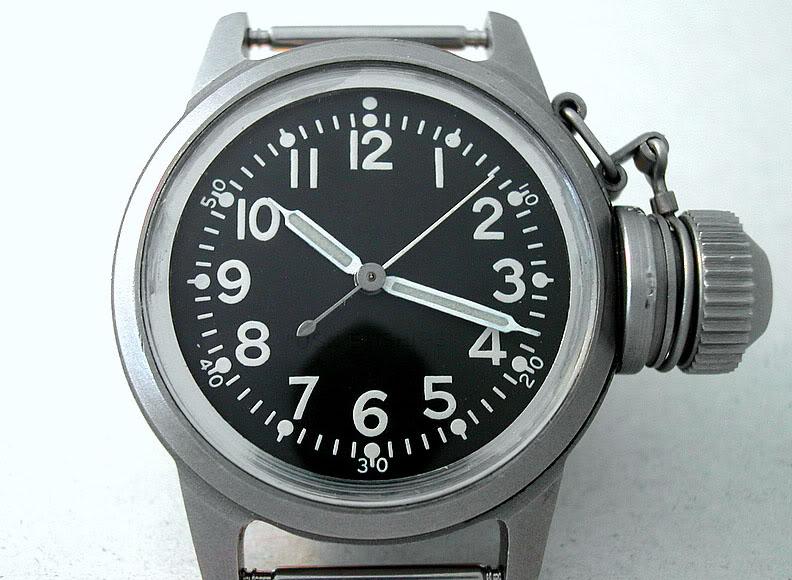 mother of all partie III (la saga des montres de plongée : canteen watch) C1
