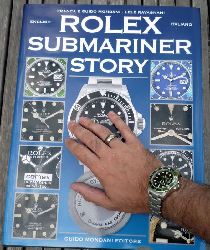 rolex - Rolex submariner story : la revue Rlxb01