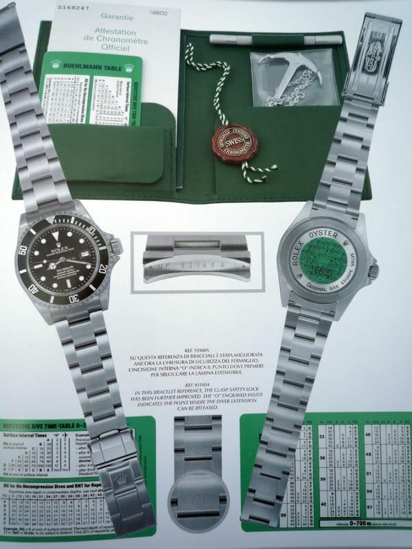 rolex - Rolex submariner story : la revue Rlxb04
