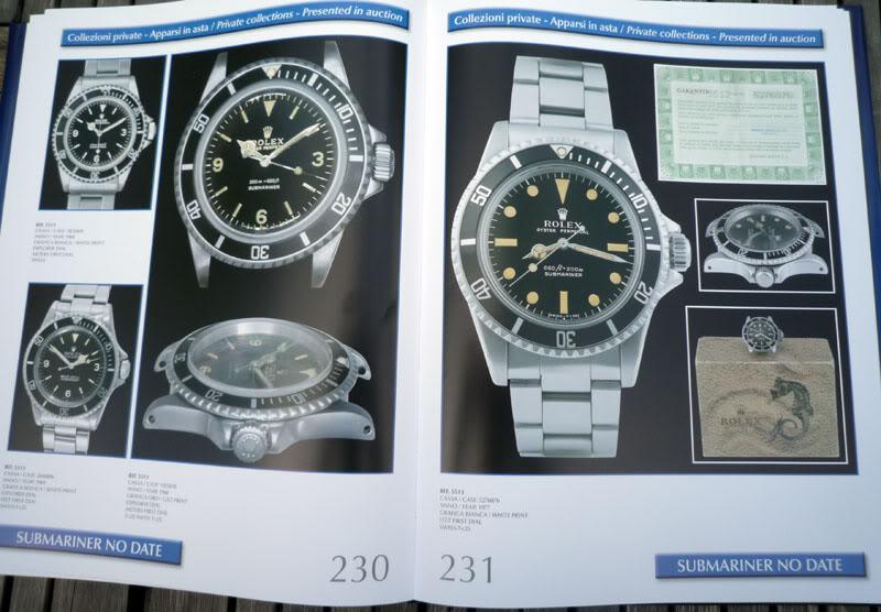rolex - Rolex submariner story : la revue Rlxb05