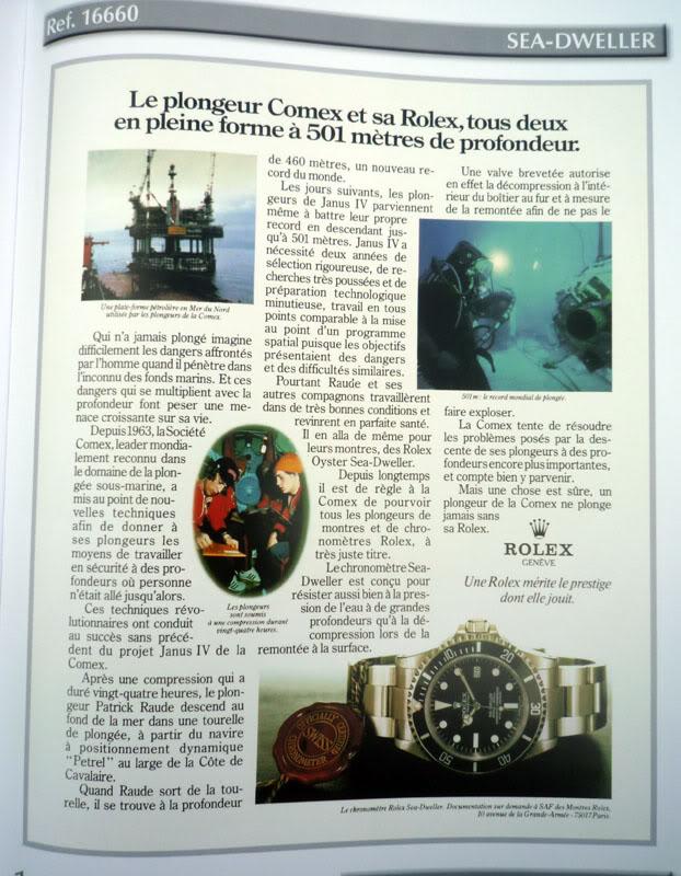 rolex - Rolex submariner story : la revue Rlxb07