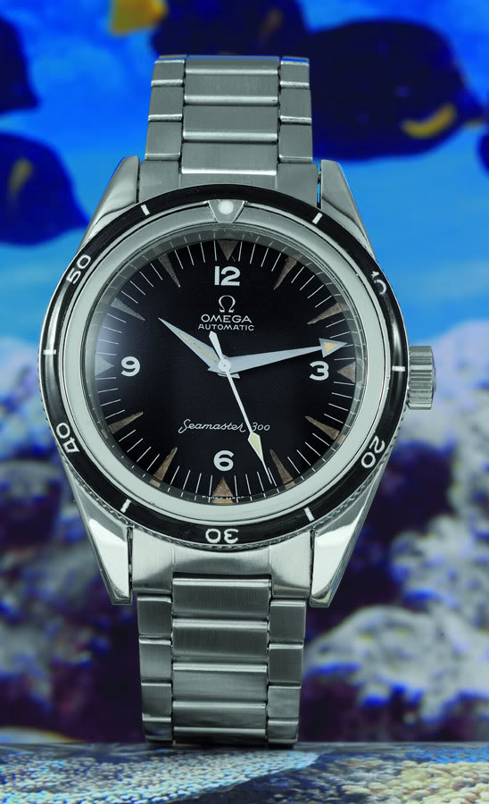 "mother of all partie VII (la saga de montres de plongée : les ""master"" Omega) 127"